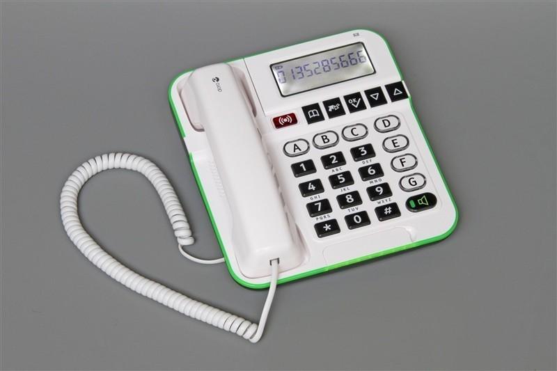 Table telephones