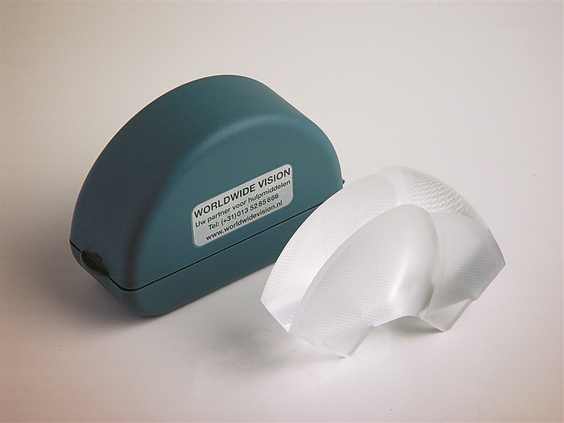 LHP magnifiers
