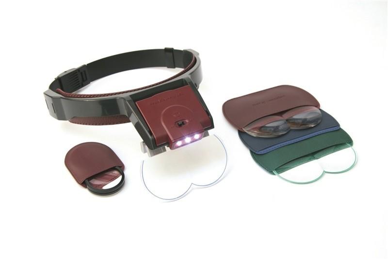 Various magnifiers