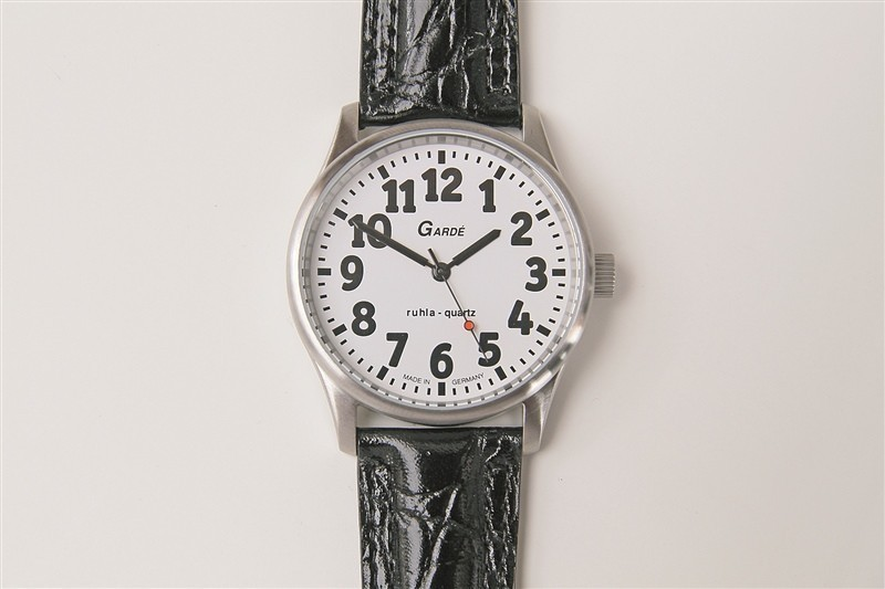 Ladies watches partially sighted