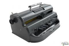 Perkins Standard LT mechanical brailler.