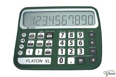 Scientific calculator Platon XL Voice Dutch talking