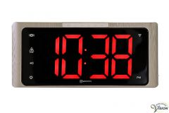 Alarm/vibrator clock TCL-410 Shake Awake for partially sighted, partially/completely deaf and seniors.