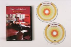 "CD/DVD ""SEE FROM THE HEART', Yoga and awareness exercises"