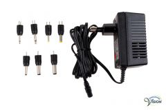 Adapter Compit EP1, universal from 1.5 to 9 Volt/300mA
